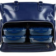 Женская сумка Renee Tote (6 Pack Fitness), 4 контейнера, Меланж (Серый)