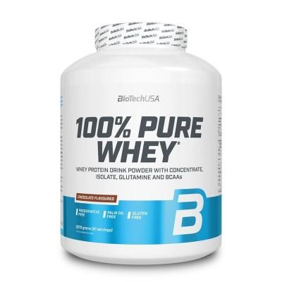 100% Pure Whey Protein (Biotech), 2270 грамм