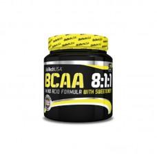 Бцаа 8:1:1, BCAA 8:1:1, Biotech, 300 грамм