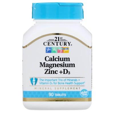 Cal Mag Zinc + D3