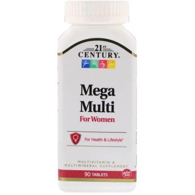 Mega Multi For Woman