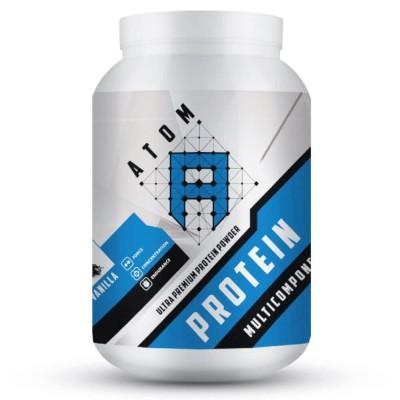 Ultra Premium Whey Protein Powder Multicomponent