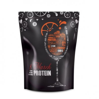 Whey Protein 8 March Doypack