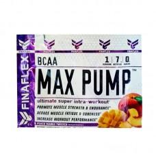 BCAA, Max Pump пробник (Finaflex), 9,8 г