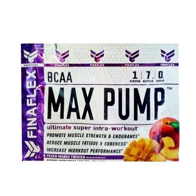 BCAA, Max Pump пробник