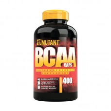 Mutant BCAA caps (Fit Foods), 400 капсул