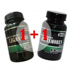 Комбо-набор Ligandrol 30 капсул + Ibutamoren 30 капсул (Frog Tech)