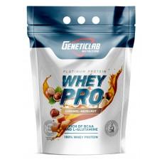 Сывороточный протеин, Whey Pro, GeneticLab Nutrition, 2100 грамм