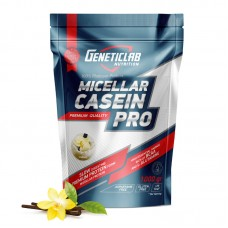 Казеин, Casein Pro, GeneticLab Nutrition, 1000 г