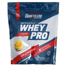 Сывороточный протеин, Geneticlab Nutrition, Whey pro, 1000гр