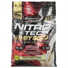 Nitro-Tech 100% Whey Gold (MuscleTech)