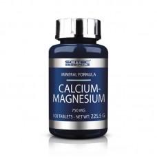 Минерал, Calcium-Magnesium, Scitec Nutrition