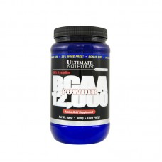 BCAA 12000 Powder Unflavored (Ultimate Nutrition), 400 г