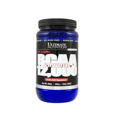 BCAA 12000 Powder Unflavored
