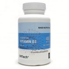 Essential Vitamin D3 600IU (CMTech), 400 капсул