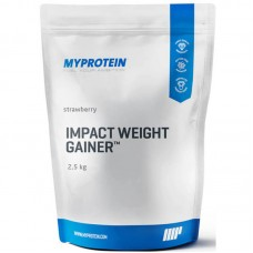 Impact Weight Gainer (MyProtein)