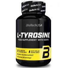 Тиразин, L-Tyrosine (Biotech),100 капс, 500 мг
