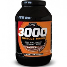 Muscle Mass 3000 (QNT), 1300 г
