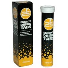 25 energy drink tabs (C.Hedenkamp), 15 таблеток