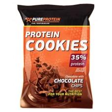 Протеиновое печенье Protein cookies (Pure Protein), 80 грамм