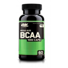 BCAA 1000 (Optimum Nutrition), 60 капсул
