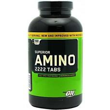 Amino 2222 Tabs (Optimum Nutrition), 160 таблеток