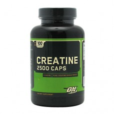 Creatine 2500 Caps (Optimum Nutrition), 100 капсул, 50 порций