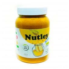 Арахисовая паста с мёдом Crunchy (Nutley), 1100 грамм