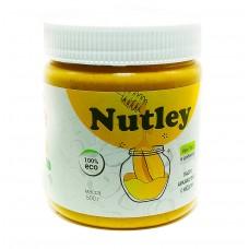 Арахисовая паста с мёдом (Nutley), 500 грамм