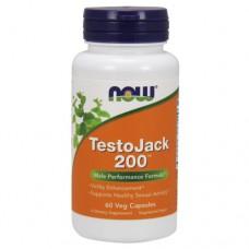 TestoJack 200 (Now), 60 капсул