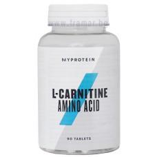 L-Carnitine (MyProtein), 90 таблеток, 45 порций