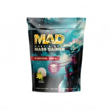 Whey and Beef Mass Gainer (MAD Drugs)