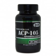 ACP-105, Frog tech, 30 капсул, 10 мг