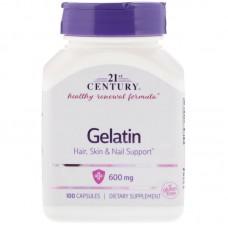 Gelatin 600 мг (21st Century)