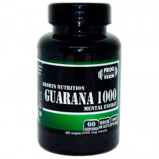 Гуарана, GUARANA EXTRACT, Frog tech, 60 капсул, 500 мг