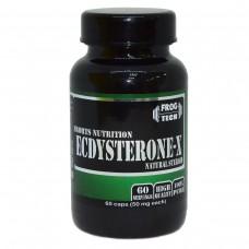 Экдистерон, ecdysteron-x, frog tech, 60 капсу, 60 порций