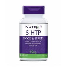 5-HTP (Natrol), 50 мг. 45 капсул