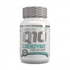 Коэнзим, Coenzyme Q10, Biotech, 60 капсул