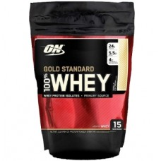 100% Whey Gold Standard (Optimum Nutrition), 450 грамм