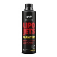LipoJets Carnitine (VPLab), 500 мл