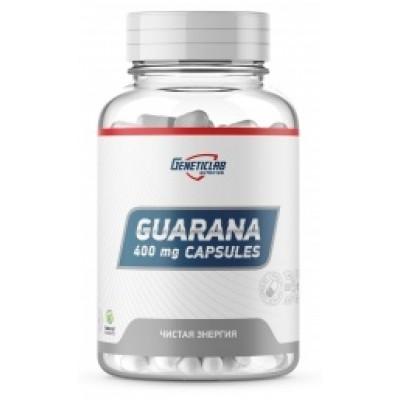 Guarana, 60 капсул (GeneticLab Nutrition) Россия