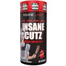 Insane (Insane Labz) 45 капсул, 45 порций