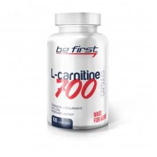 Be First, L-карнитин 700, 60 шт, нейтральный