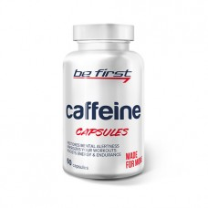 Be First Caffeine Capsules 60 капсул