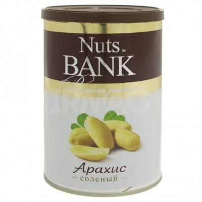 Nuts Bank Арахис солёный
