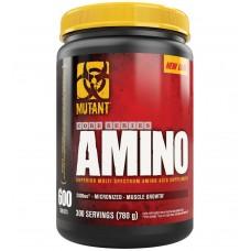 Mutant Amino (Fit Foods), 600 таблеток