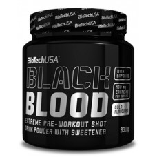 Black Blood NOX+(Biotech), 330 грамм