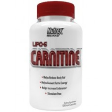 Nutrex Lipo 6 Carnitine 60 капсул