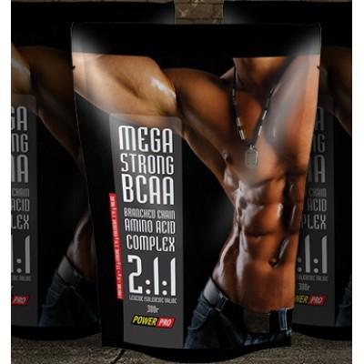 Mega Strong BCAA