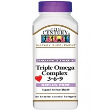 Triple Omega Complex 3-6-9 (21st Century)